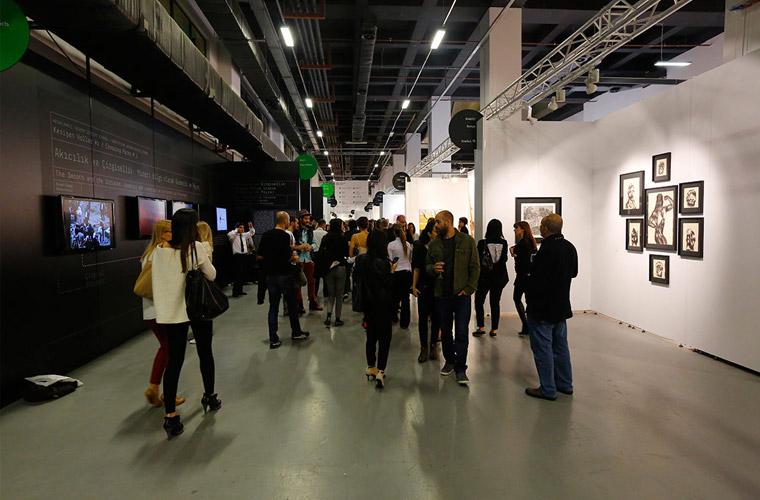 Görüntü Sanat Galerisi Contemporary İstanbul 2011'de