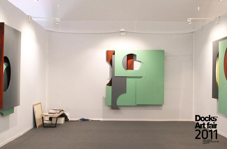 Görüntü Sanat Galerisi Mustafa Özbakırla solo exibition olarak, Docks Art Fair 2011 e katılıyor…