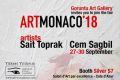 Goruntu Art Gallery in Art Monaco 2018