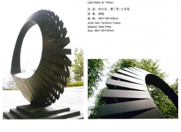 Prizmanın telaşı Pekin Olimpiyat Parkı
