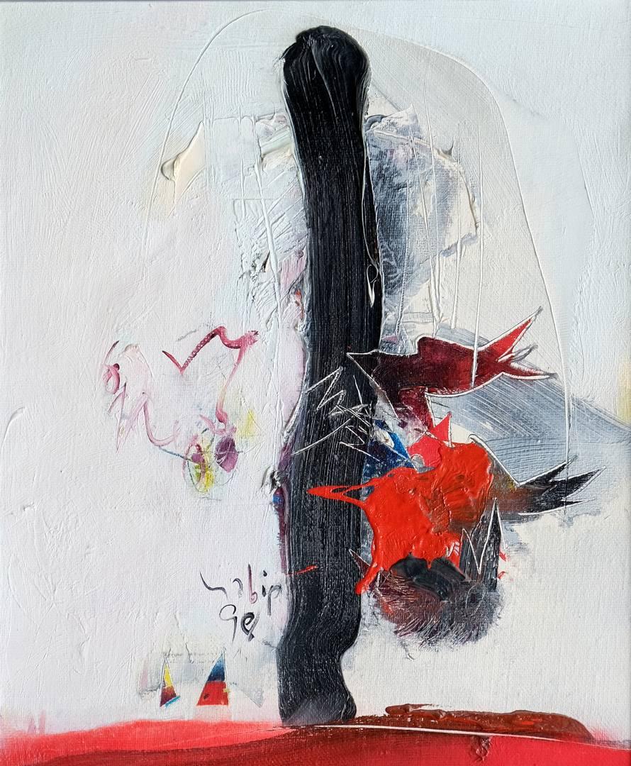 Habib Aydoğdu, 60x50 cm, Tuval üzerine yağlı boya, 1998