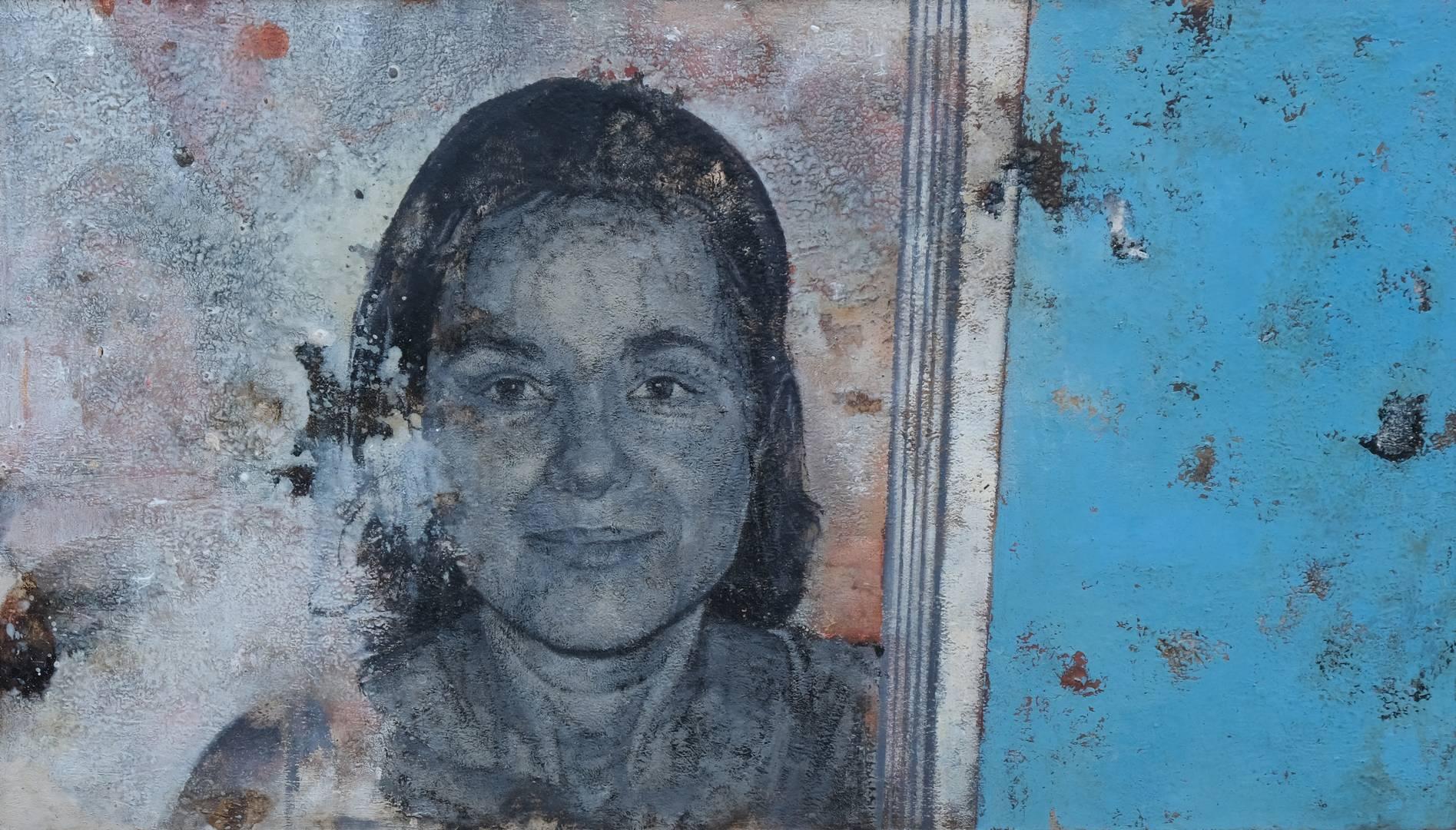 Mustafa Özbakır, Yüksel Yıldırım, 80x140 cm, Tuval üzerine yağlı boya