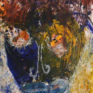 Tuncay takmaz100/70 acrilic on canvas#artist #artgallery#artfairs #çekirdeksanat