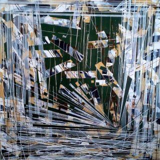 Aras Yalçınkaya 150/130 acrilic on canvas#art#artists#artgallerynyc #acrylic #artfairs#architect