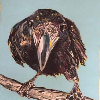Özgür korkmazgil 100/130 Oil on canvas#artemenko #artist #artworkportrait #atgalleries #artfairs#architecture #